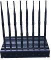Exclusive custom 8-band indoor adjustable VHF signal jammer