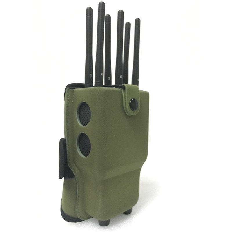 3g, 4g jammer - Portable 2.4G Jammer