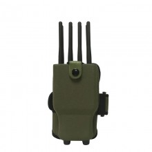 Handheld 8 Antennas Selectable 2G 3G 4G Worldwide Phone Jammer & WiFi 2.4G 5.8G Jammer