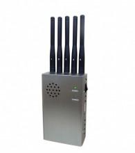 Portable Selectable GPS LoJack 3G Cellphone Signal Blocker