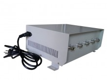 Powerful 70W 3G 4G LTE Mobile Phone Signal Jammer with Directional Antenna