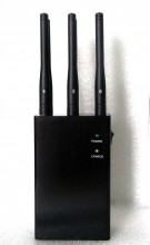 Handheld Selectable Bluetooth WiFi 3G 4G Cellphone Signal Jammer