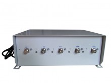 Powerful 70W Adjustable 3G Phone Signal Jammer