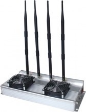 45W High Power Desktop 3G Mobile Phone Signal Jammer for Indoor Using