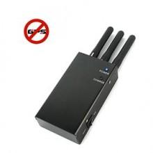5 Bands Portable GPS 2G Cellphone Signal Blocker