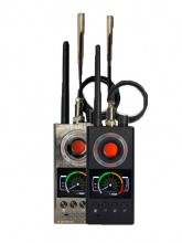 Portable multifunctional intelligent wireless signal RF detector