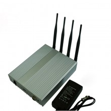 High Power Table-top Design WiFi2.4G WiFi5.8G Signal Blocker