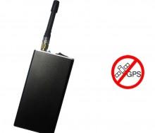 Portable Mini GPSL1 Signal Blocker with Car Charger
