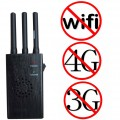 3 Antennas Handheld Wireless Video WiFi Bluetooth Signal Blocker