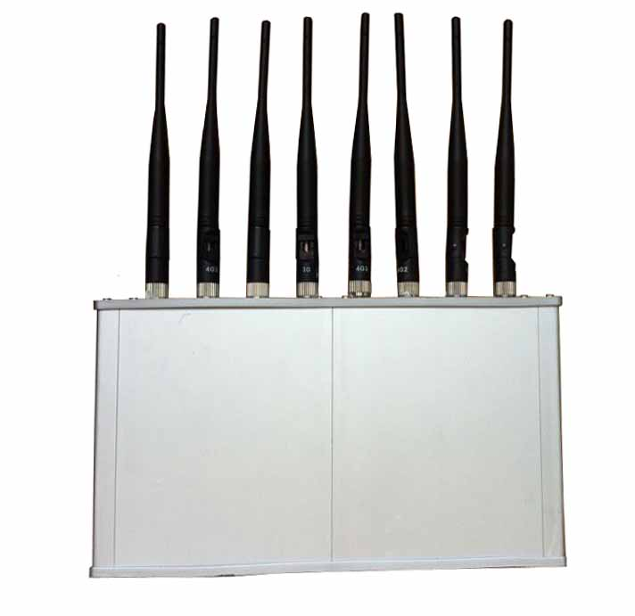Jammer sports - 16W Mobile Phone Signal Blocker & WiFi Jammer